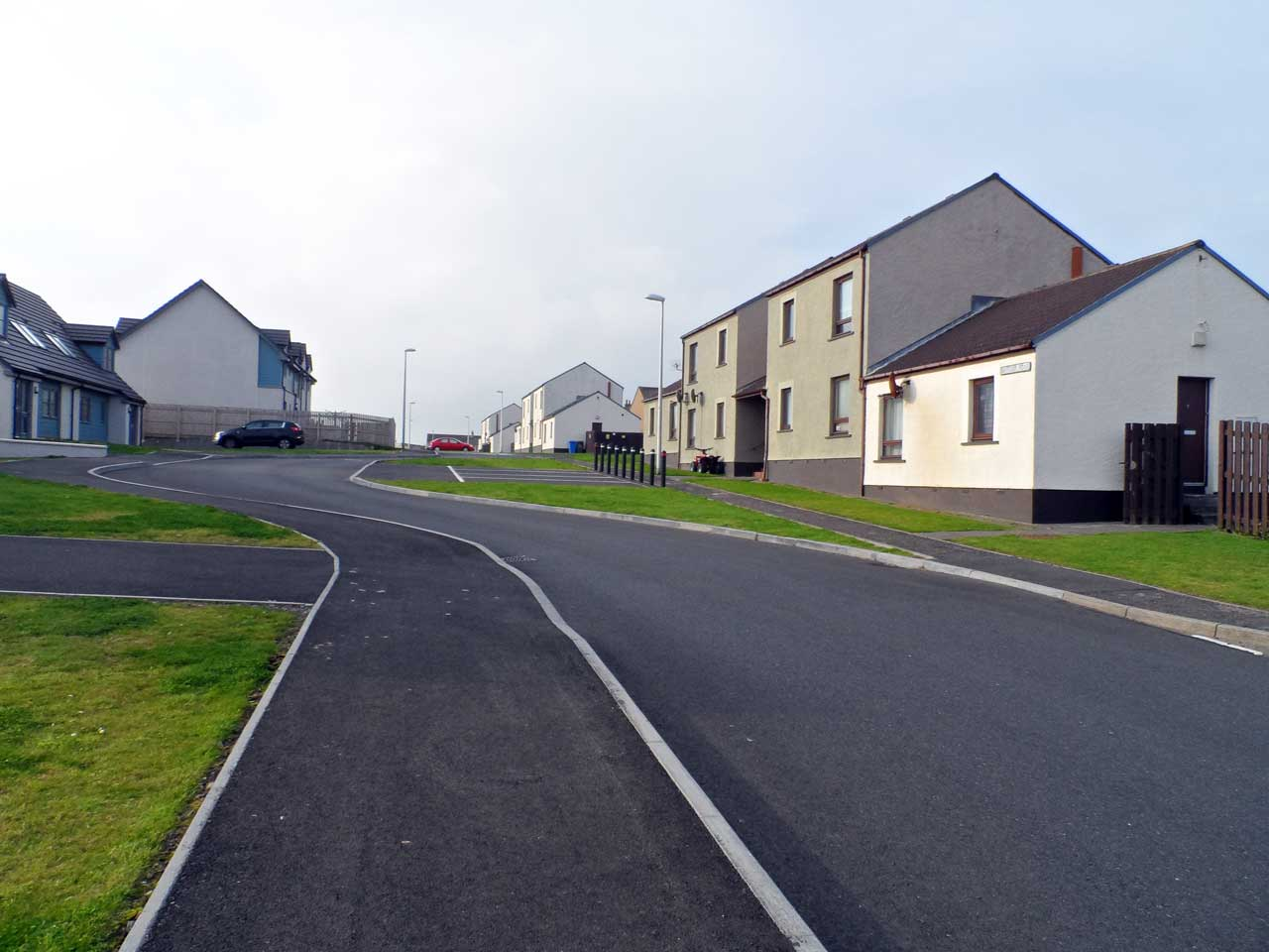 Photo: Battery Road, Wick