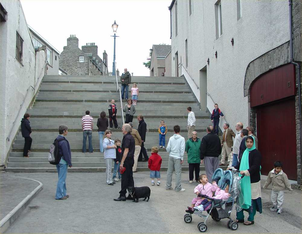 Photo: Celebrating the New Blackstairs - Caithness.org Impressions