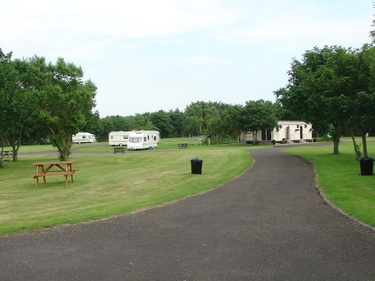 Photo: Wick Caravan and Camping Site