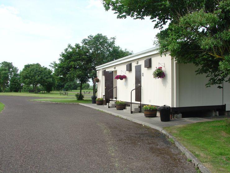 Photo: Wick Caravan and Camping Site