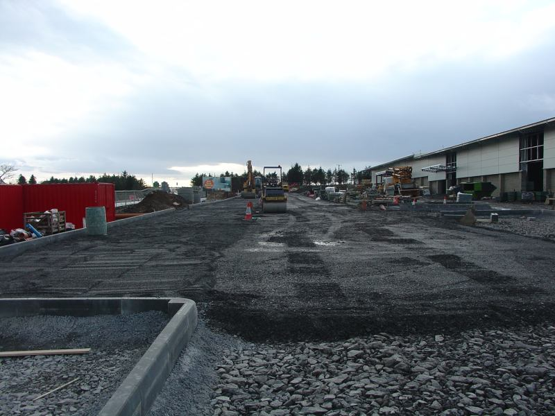 Photo: Wick - 7 New Shops At Homebase Complex - 11 December 2005