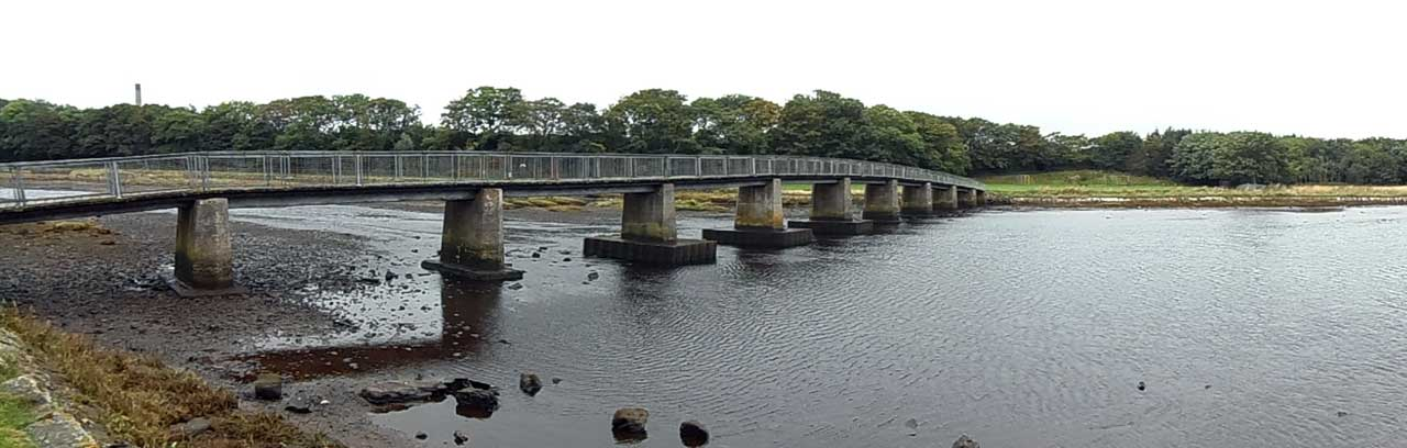 Photo: Area Near Coghill Bridge, Wick