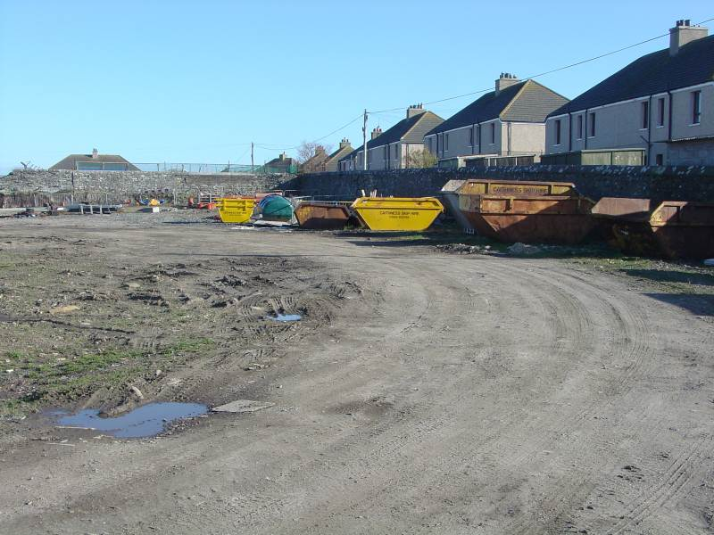Photo: Site For 28 New Houses - Harrowhill, Wick