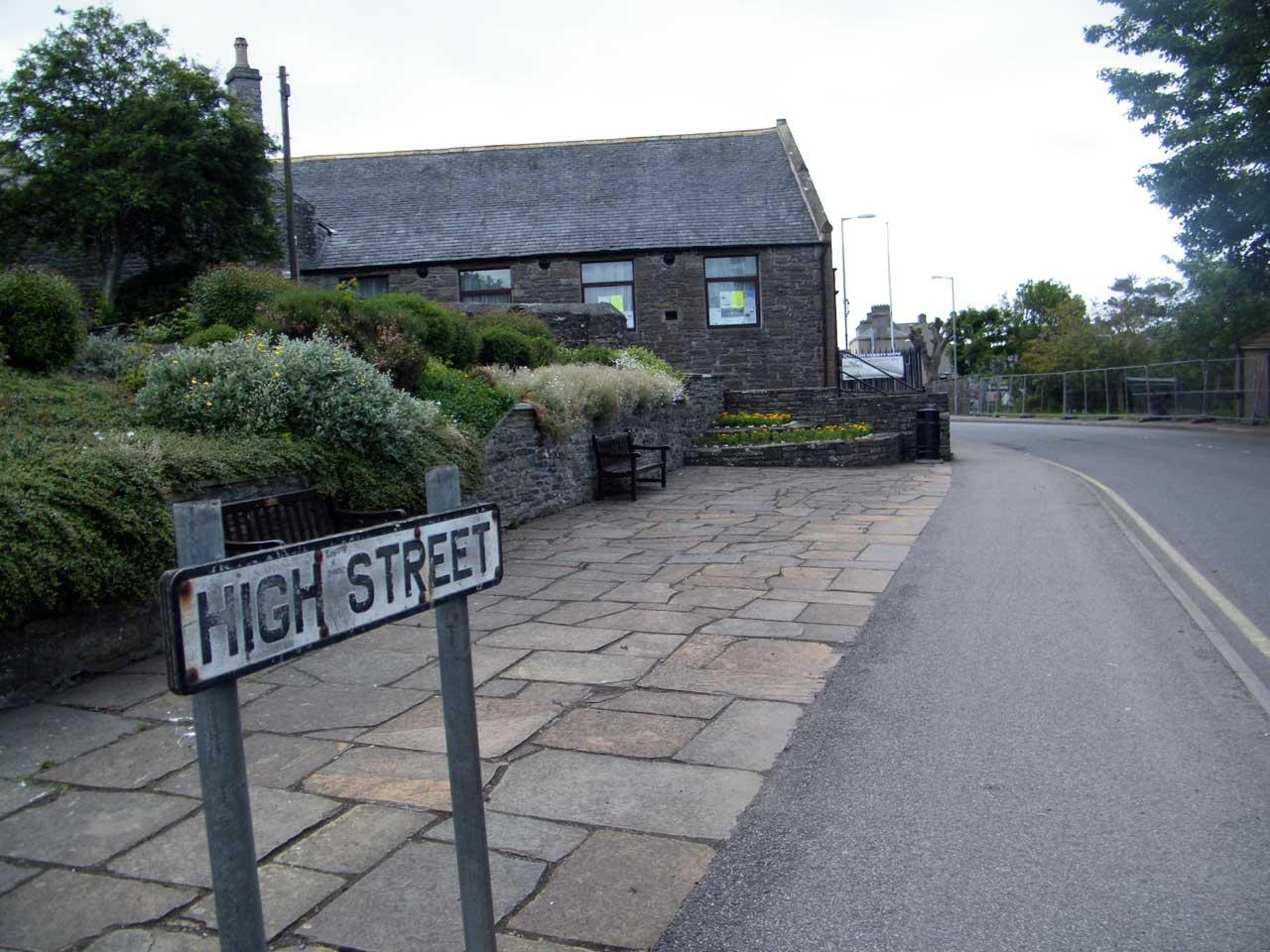 Photo: High Street, Wick
