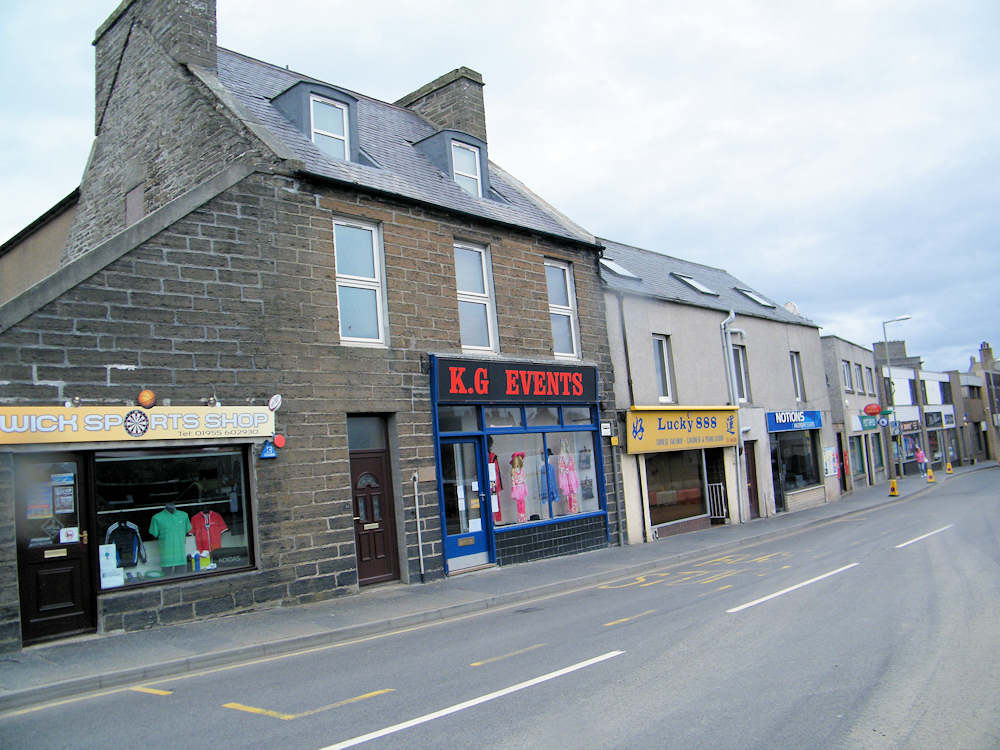 Photo: High Street, Wick