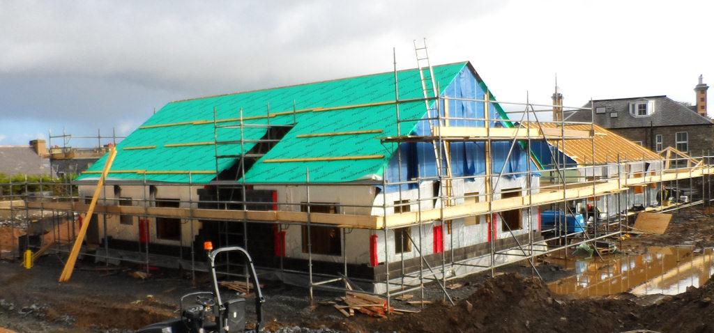 Photo: New Children's Home In Wick 4 November 2013