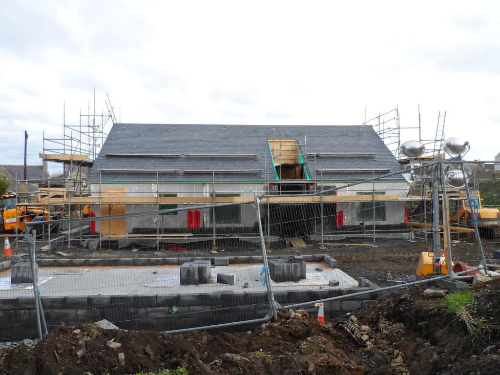 Photo: New Children's Home In Wick 15 November 2013