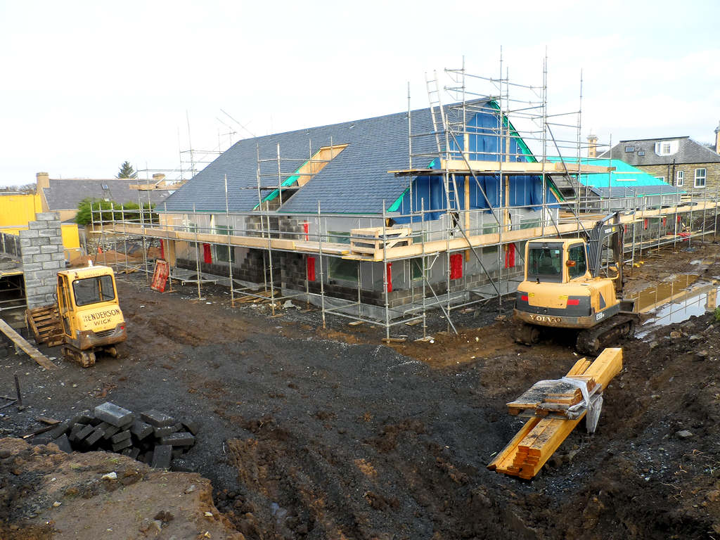 Photo: New Children's Home In Wick 25 November 2013