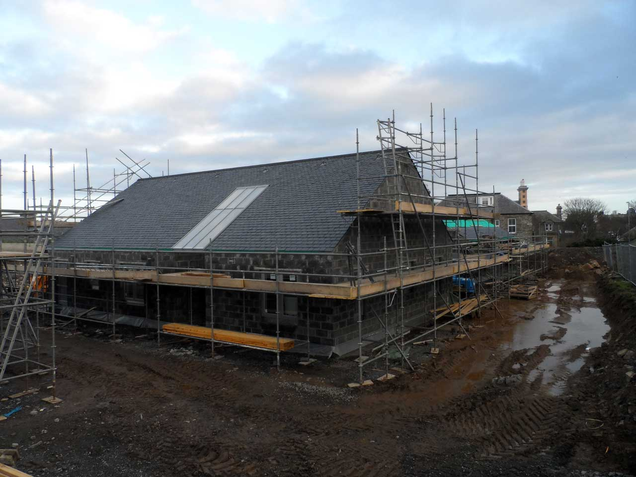Photo: New Children's Home In Wick 20 December 2013