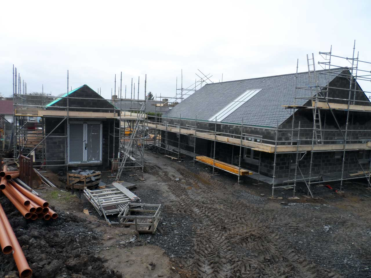 Photo: New Children's Home In Wick 1 January 2014