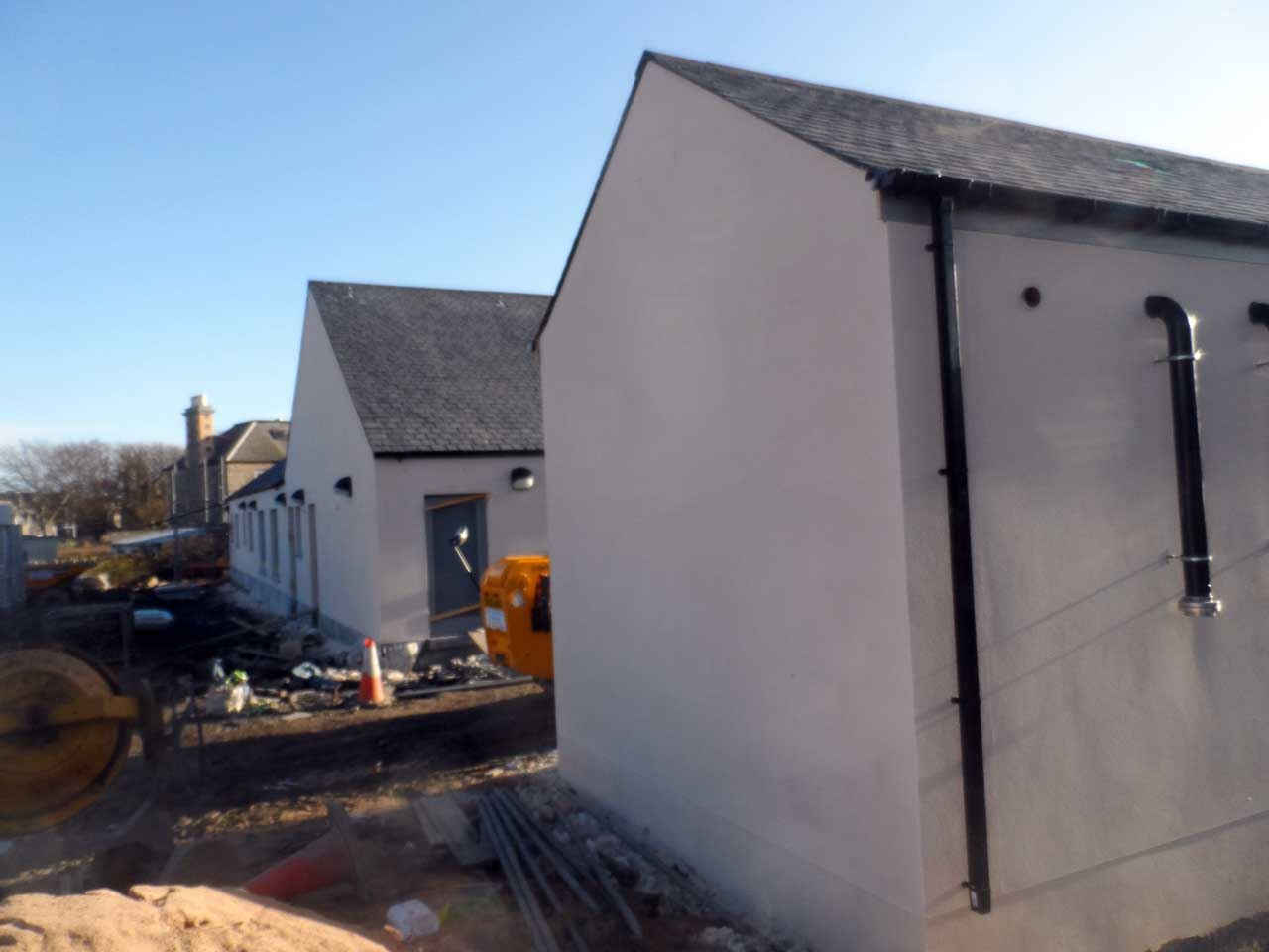 Photo: New Children's Home In Wick 2 February 2014