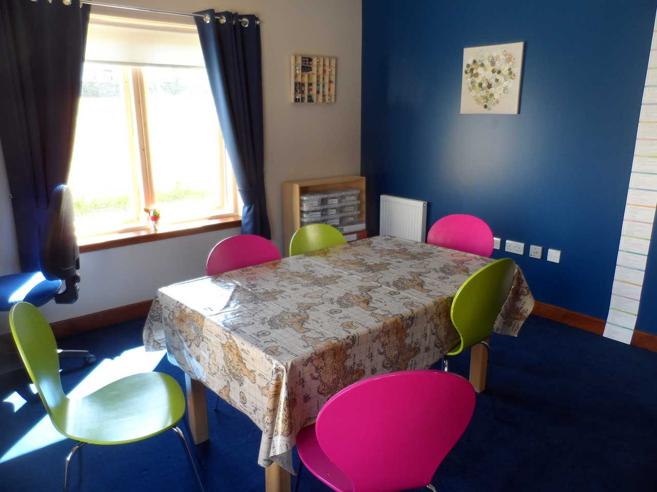 Photo: New Children's Home In Wick Opened 25 June 2014