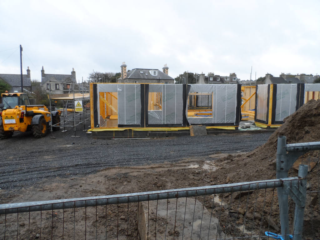 Photo: New Children's Home In Wick 19 October 2013
