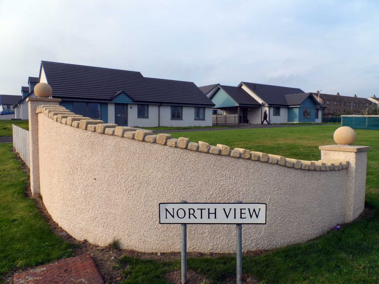 Photo: North View, Wick