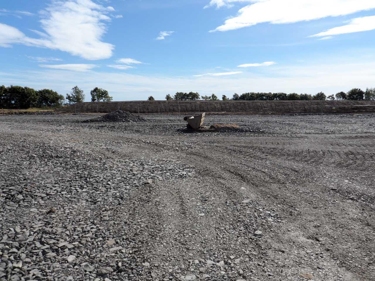 Photo: Nuclear Archive Construction Site