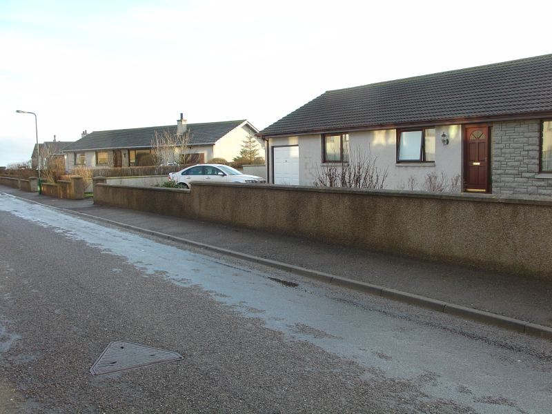 Photo: Roxburgh Road, Wick