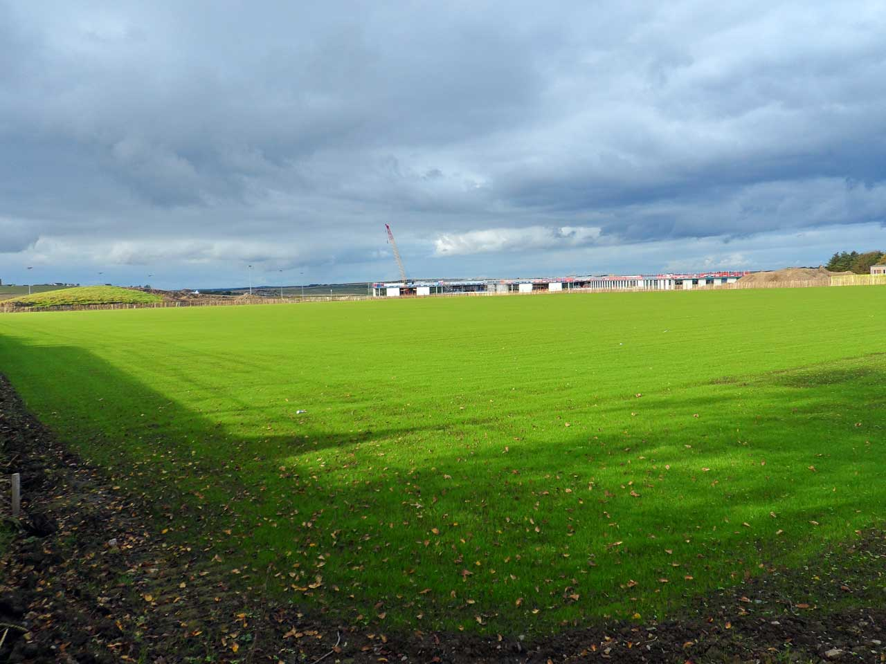 Photo: Wick High School - 18 October 2015