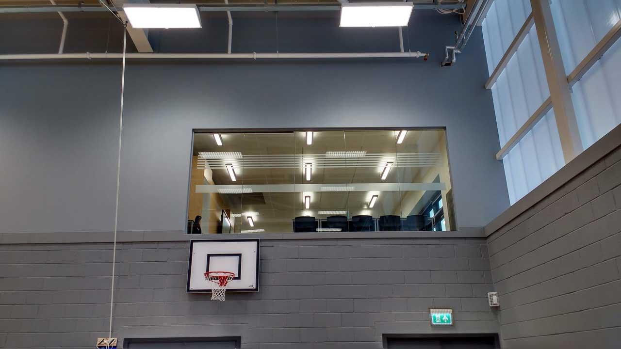 Photo: Wick High School - Inside The New School