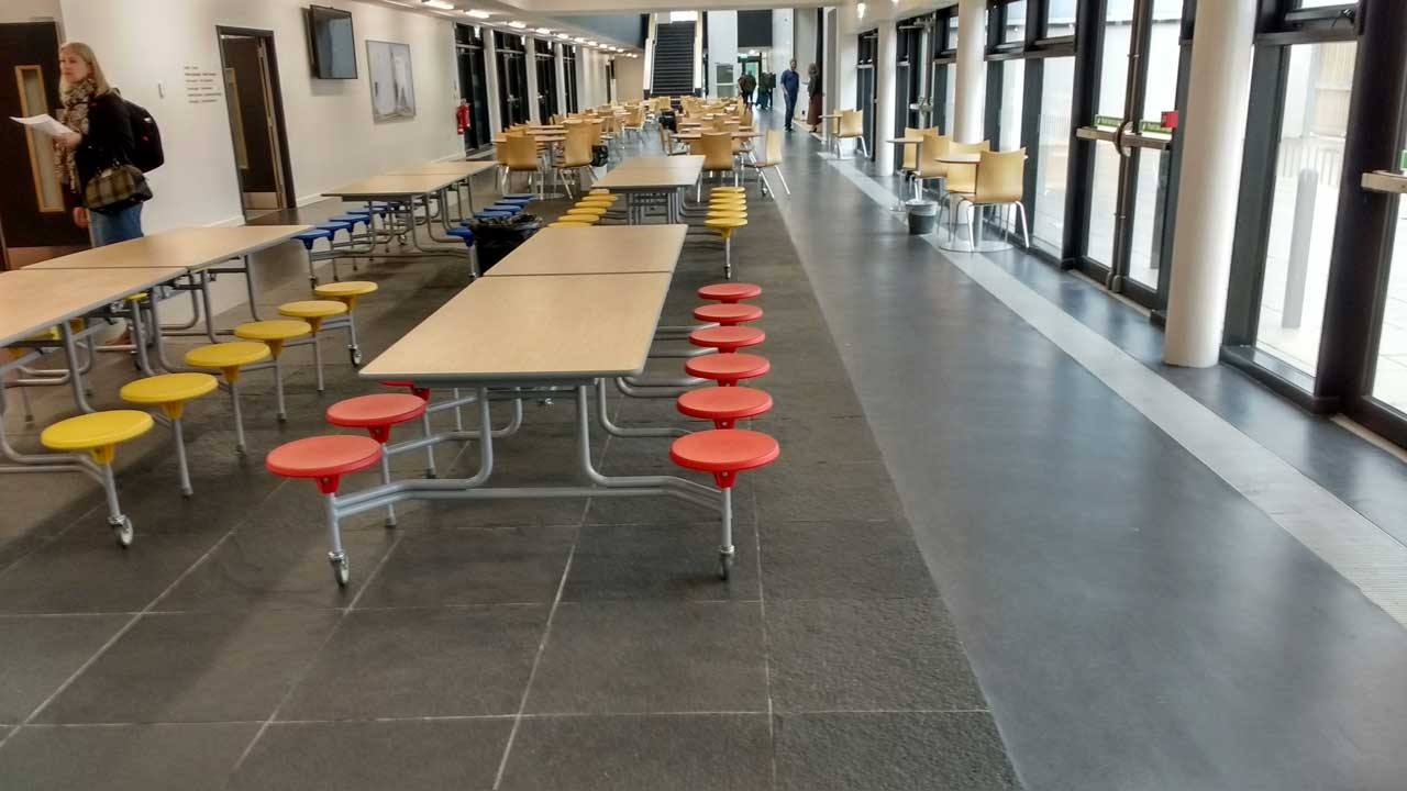 Photo: Wick High School - Inside The New School