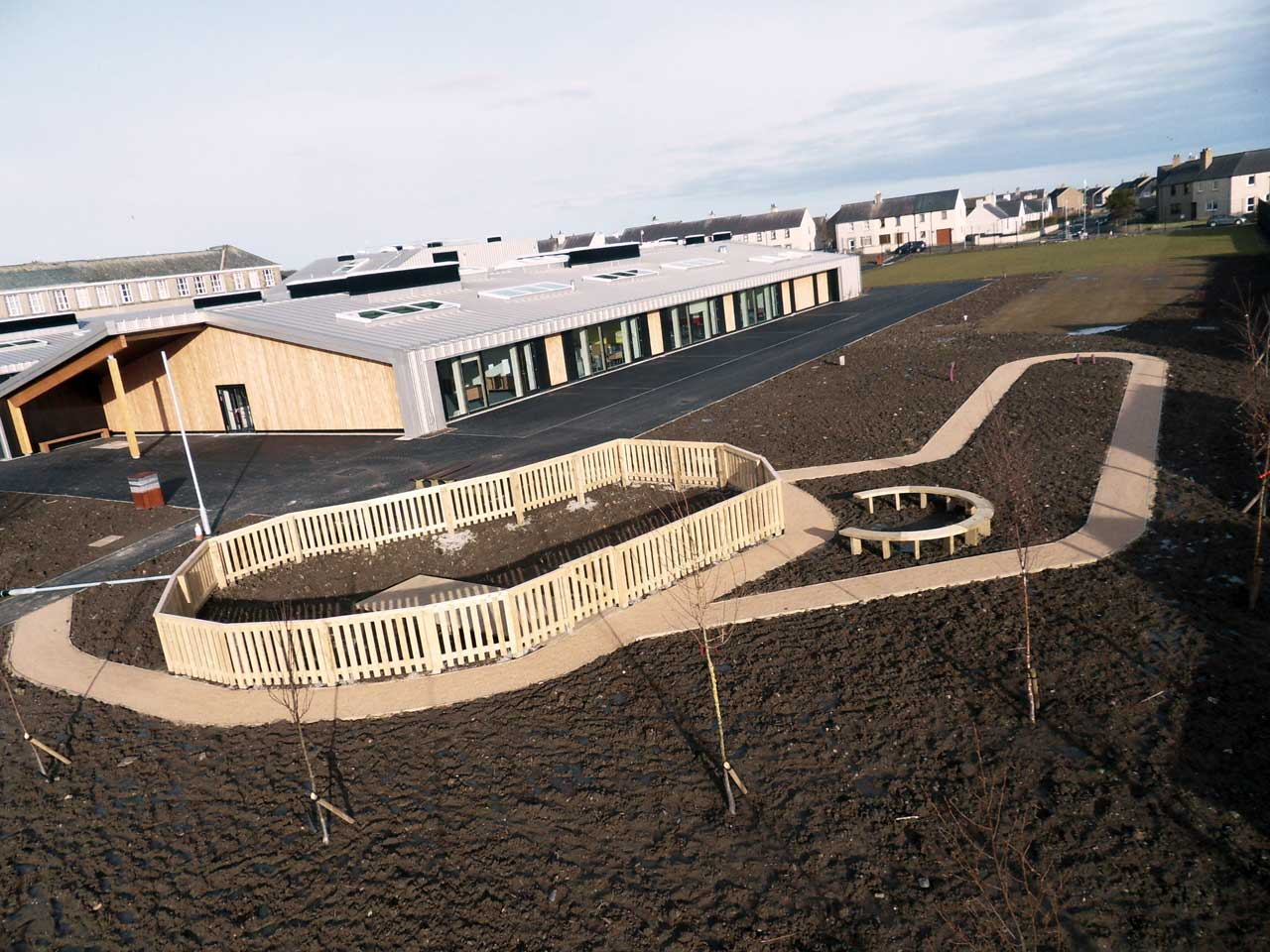 Photo: New Noss Primary School, Wick 13 March 2016