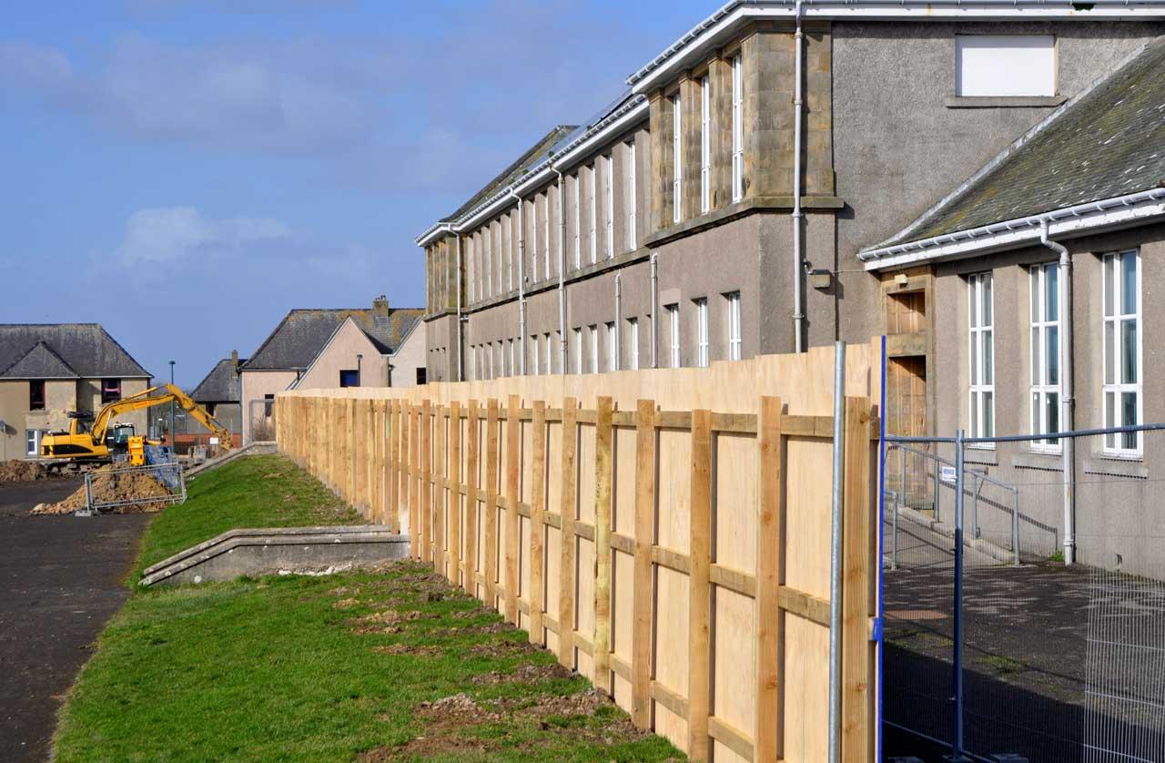 Photo: New Primary School 22 March 2014
