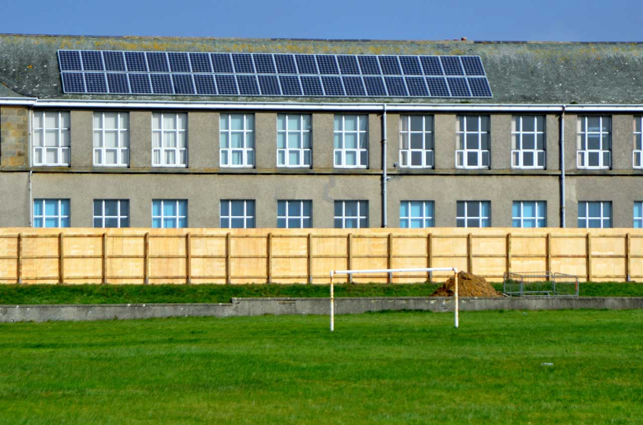 Photo: New Primary School 22 March 2014