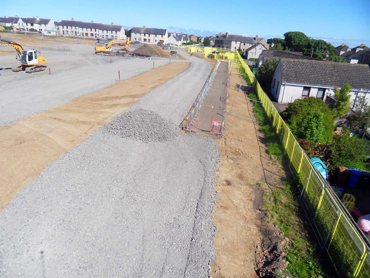 Photo: New Noss Primary School, Wick 24 June 2014