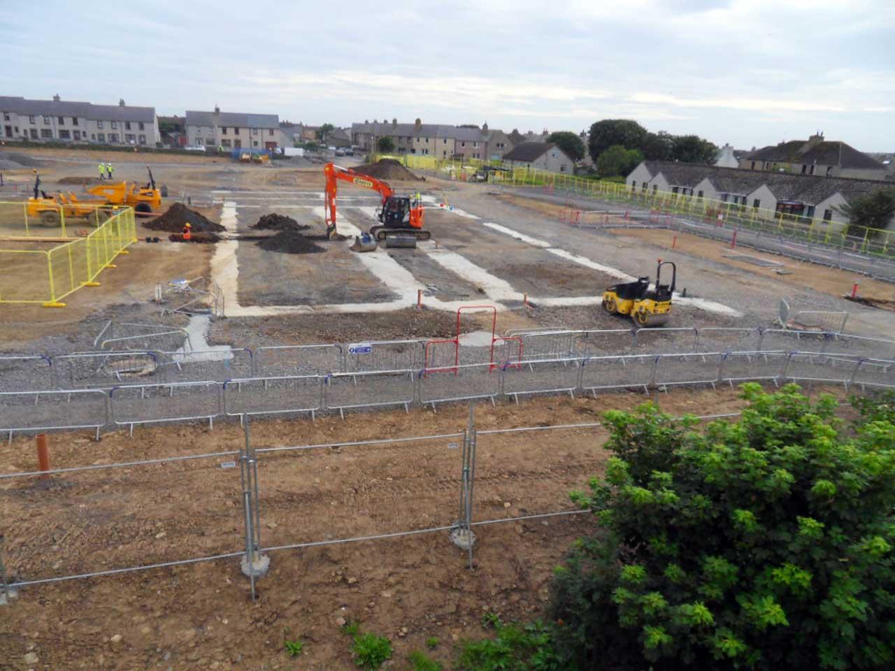 Photo: New Noss Primary School, Wick 2 September 2014