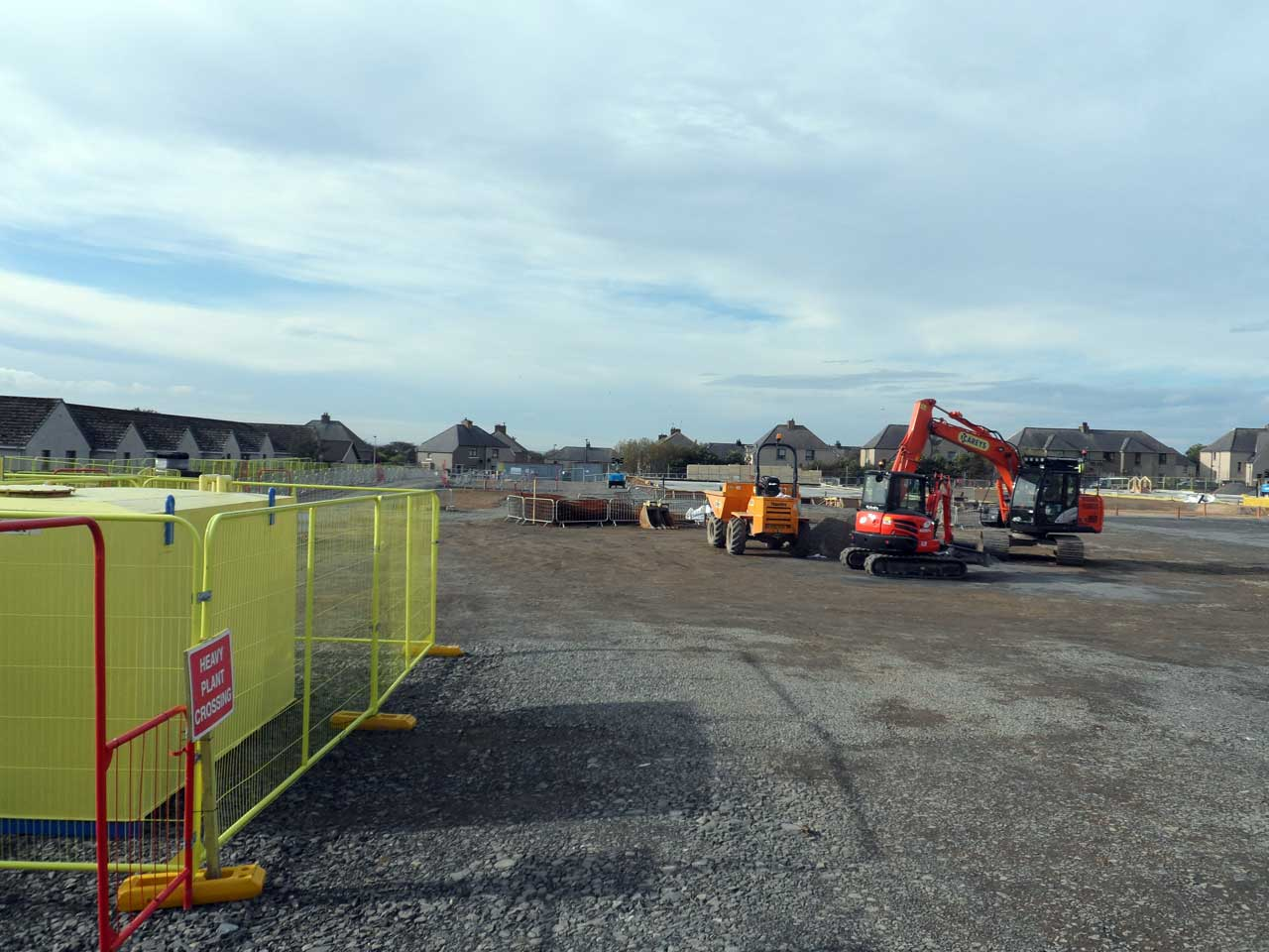 Photo: New Noss Primary School, Wick 5 October 2014