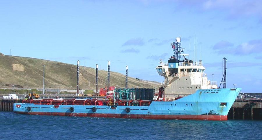 Photo: Maersk Fletcher