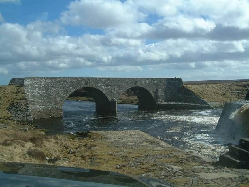 Photo: Bridge At Loch More