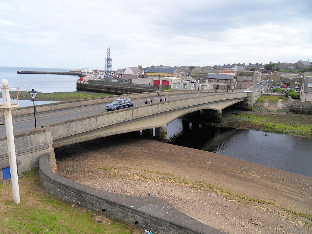 Photo: Harbour Bridge, Wick