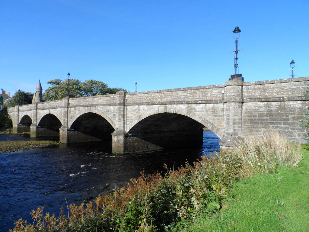 Photo: Thurso River Bridge