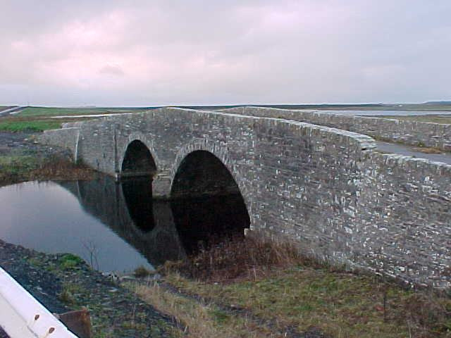 Photo: Old Road Bridge At Wester
