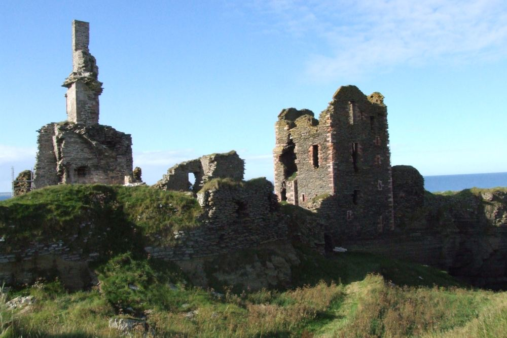 Photo: Girnigoe Castle - 2 September 2006