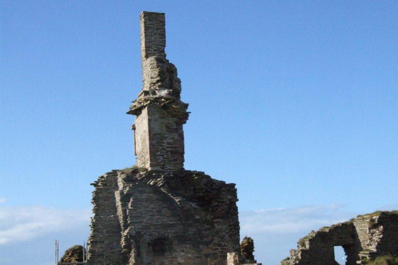 Photo: Girnigoe Castle - 2 September 2006