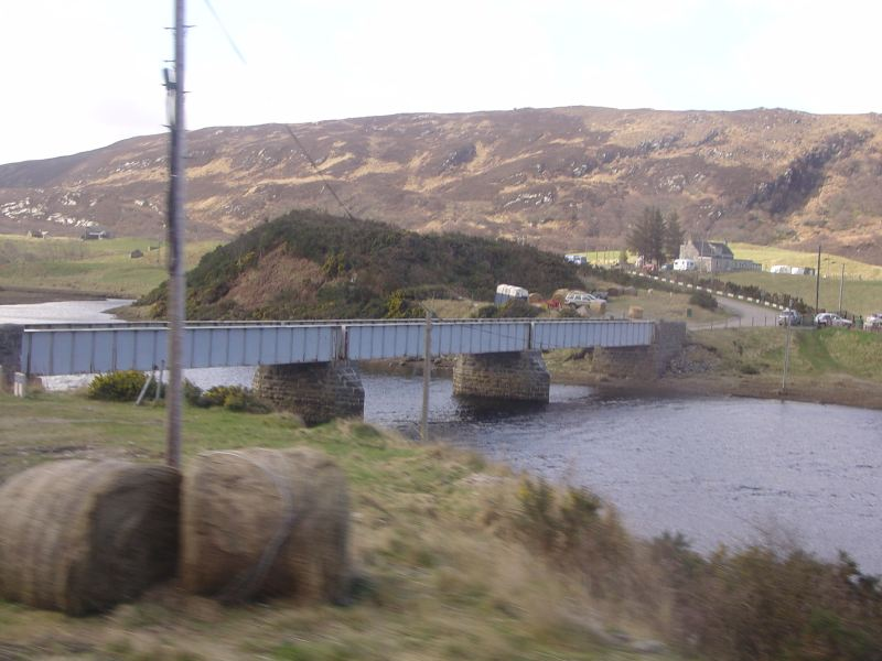 Photo: Caithness Field Club Bus Trip 2006 - Naver Bridge