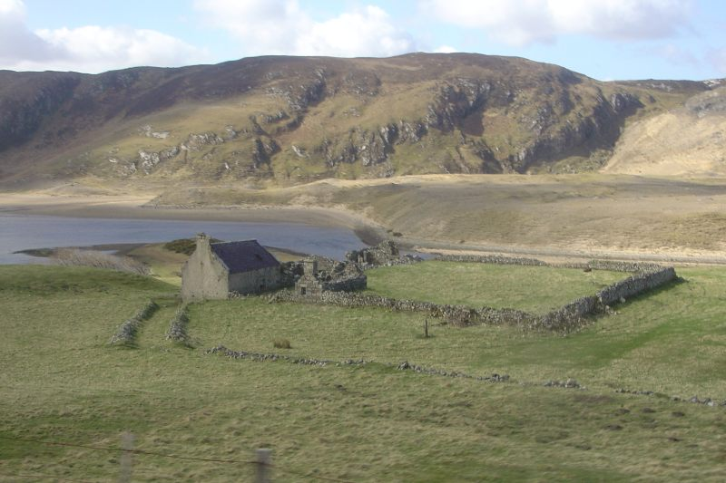 Photo: Caithness Field Club Bus Trip 2006 - Mouth Of River Naver