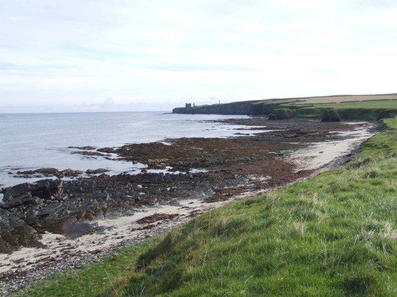 Photo: Ackergill To Girnigoe Castle