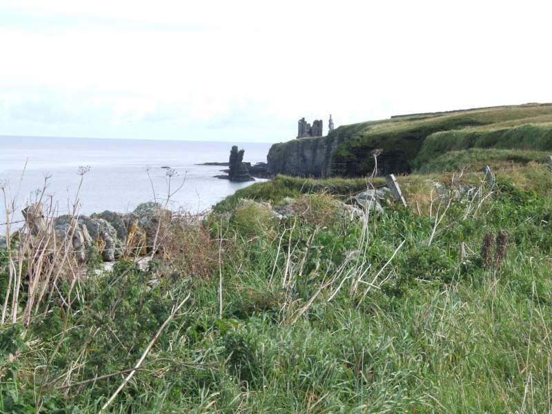 Photo: Ackergill To Girnigoe Castle