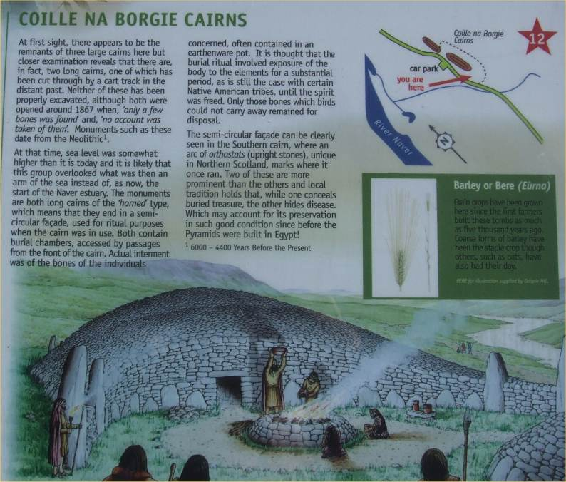 Photo: Coille na Borgie Cairns