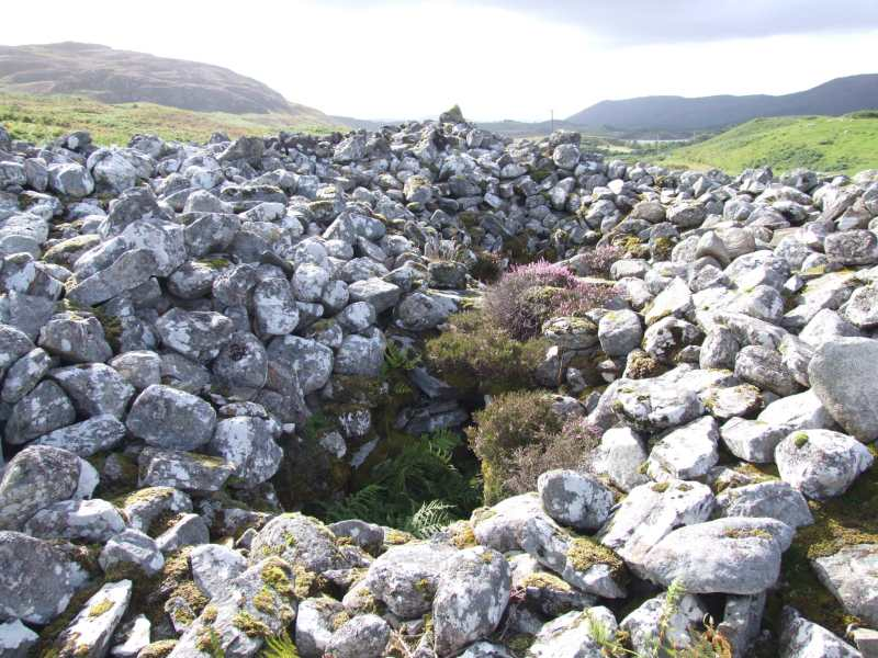 Photo: Coille na Borgie Cairns