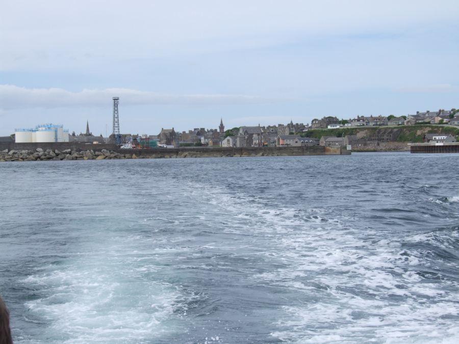 Photo: Wick To Lybster By Sea - 8 June 2008