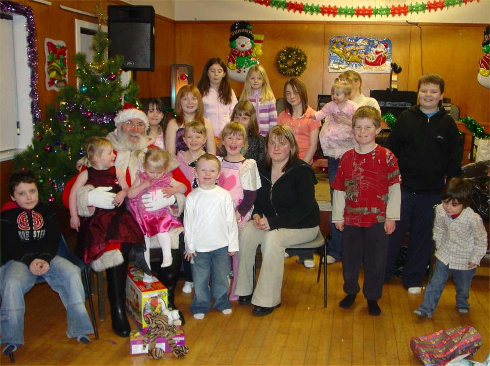 Photo: Milton Children's Christmas Party At Staxigoe Hall