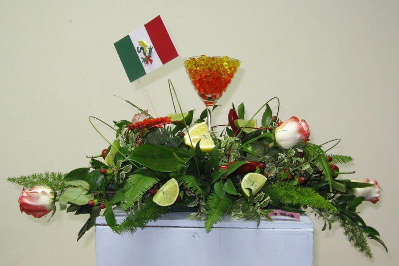 Photo: Global Extravaganza By Sharon Stevenson - Mexico