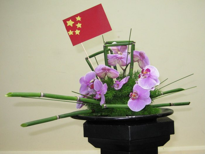 Photo: Global Extravaganza By Sharon Stevenson - China
