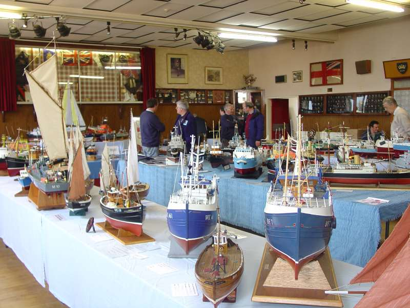 Photo: Pentland Model Boat Show 2004
