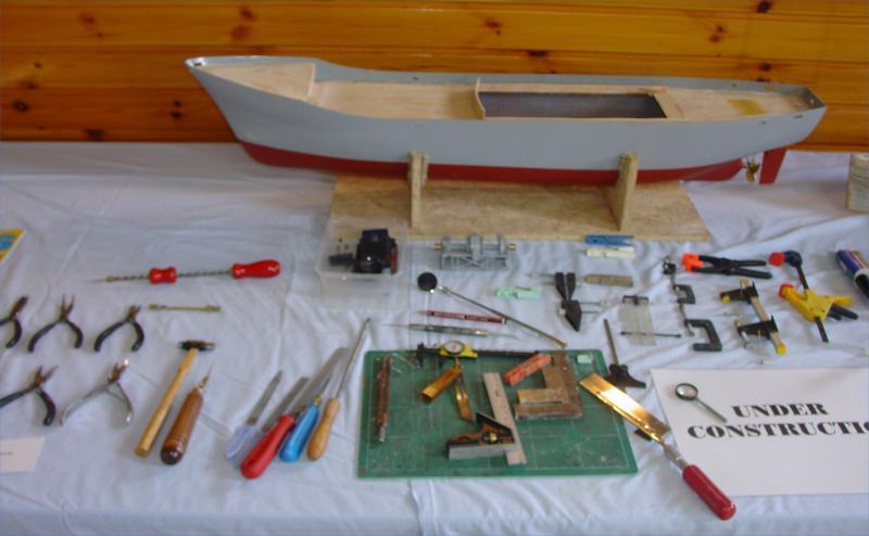 Photo: Pentland Model Boat Show 2004