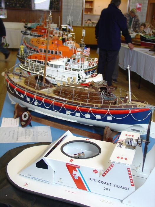 Photo: Pentland Model Boat Club Show 2005