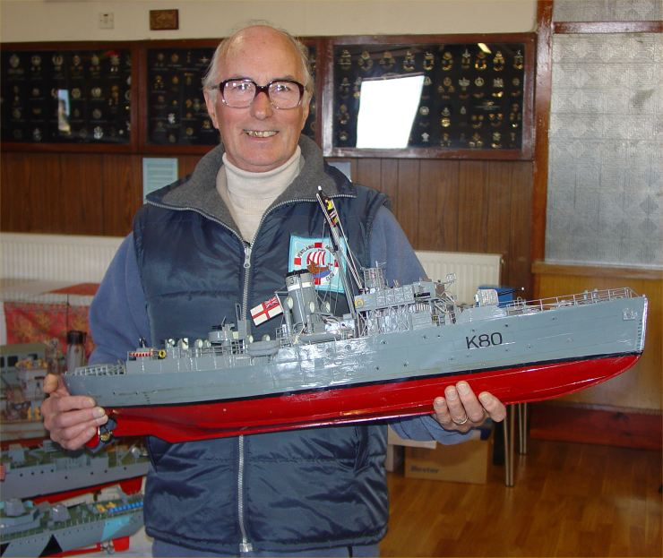 Photo: Pentland Model Boat Club Show 2006 - Ian Moore